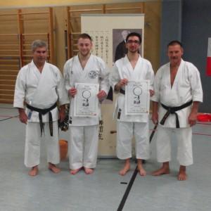 Fritz Oblinger, Oliver Rützel, Johannes Schulz, Lothar Ratschke